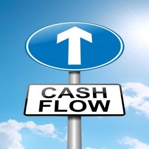 Cash Flow Sign