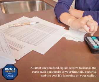 2 - How to Manage Debt in Your 50s Info Image