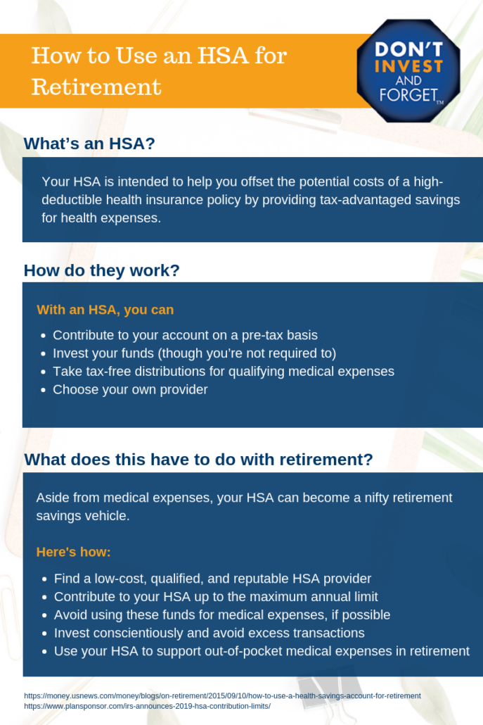 How to Use an HSA for Retirement
